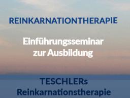 Webinar: Einführungsseminar zur Ausbildung: Reinkarnationstherapie & Epigenetische Inkarnationen