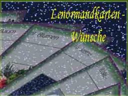 Webinar: ☯ Lenormandkarten - Ihre Wunsch (bestellung)