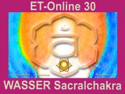 Webinar: ET30 Wasser-Sacralchakra