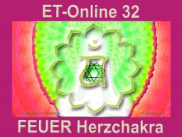 Webinar: ET32 Feuer-Herzchakra