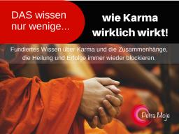Webinar: DAS wissen nur wenige - wie Karma wirklich wirkt!