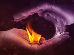 Webinar: AKTION!  Einweihung in die gold-silber-violette Flamme, tiefe Transformation u. Chakren-Reinigung