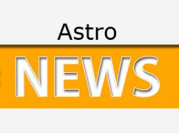Webinar: Astro News Juli/August