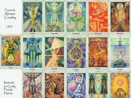 Webinar: Crowley Tarot Spezial Kurs Teil 10