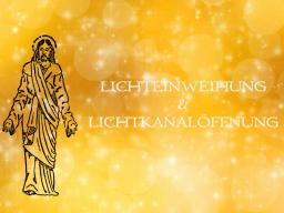 Webinar: LICHTEINWEIHUNG & LICHKANALÖFFNUNG Trainer:Saint von Lux
