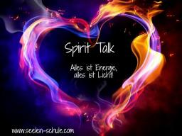 Webinar: Spirit Talk - Gedankenaustausch!