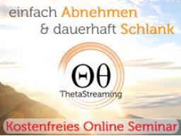 Webinar: ThetaStreaming einfach Abnehmen & dauerhaft Schlank