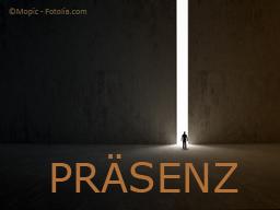 Webinar: PRÄSENZ - Mach Dein Licht an.