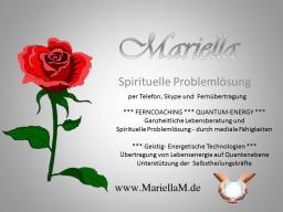 Webinar: SPIRITUELLE PROBLEMLÖSUNG -EINZELSITZUNG