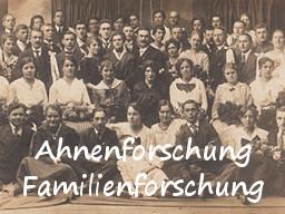 Kurze Einführung in die Ahnenforschung / Familienforschung (Genealogie)