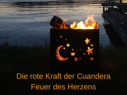 Webinar: Die rote Kraft der Cuandera: Feuer des Herzens