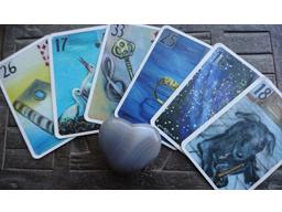 Webinar: Modul 1: Kennenlernen der 36 Lenormandkarten und Ihrer Bedeutungen