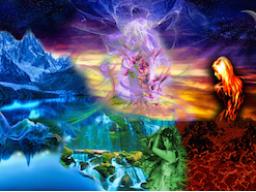 Webinar: 4 Elemente & 4 Himmelsrichtungen - Meditation