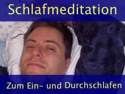 Webinar: 50 %: Schlafmeditation zum Einschlafen und Durchschlafen