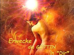 """Webinar: NEU - Erwecke """"Die Göttin in Dir"""""""