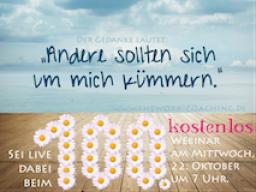 Webinar: Popcorn am Morgen - Das 100. Webinar mit The Work of Byron Katie