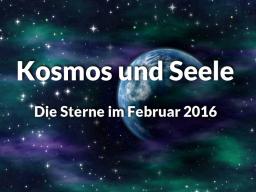 Webinar: Die Sterne im Februar 2016