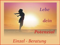 """Webinar: """" Einzel - Beratung """"  Lösungen für Dein Leben"""