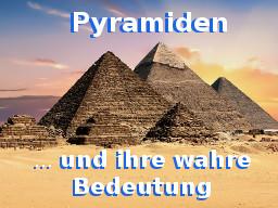 Webinar: Geheimnis Ägypten - Pyramiden und ihre wahre Bedeutung