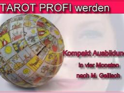 Webinar: Tarot Profi werden - 16 - nach M. Gellisch