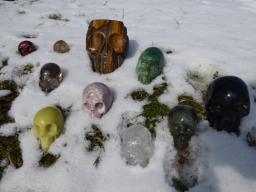 Webinar: Mit den Kristallschädeln in den Frühling