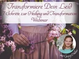 Webinar: 7 Schritte zur Heilung und Transformation - Webinar mit Georg Huber