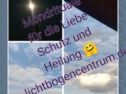 Webinar: Vollmond Rituale 1000 Fache Kraft Buchen...mit Karina Winfried und Christina