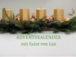 Webinar: ADVENTSKALENDER Trainer: Saint von Lux