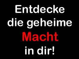 Webinar: PERSÖNLICHKEIT ZUR WIRKUNG BRINGEN !