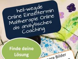 Webinar: Online Maltherapie - Kunsttherapie