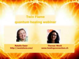 Webinar: Twin Flame - Quantum Healing Webinar