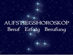 Webinar: AUFSTIEGSHOROSKOP