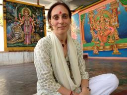 Webinar: Satsang mit Bharati im März