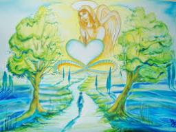 Webinar: Der Erzengel Raziel führt Dich zu deinem Seelenplan ©Sonja Lappessen