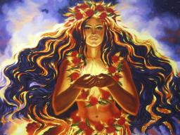 Webinar: Göttinnenlicht PELE (5teilige Tempel-Reise) Du Bist Das Licht in Dir. Beleuchte Deinen femininen Weg.