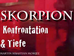 Webinar: Skorpion: Konfrontation & Tiefe