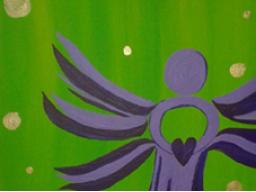 Webinar: 2.Tag Engel-Weihnachtskalender - Engel der Wandlung - mit Mitsch Kohn