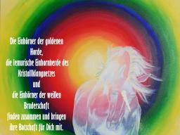 Webinar: Monatsbotschaft der Einhörner - für November
