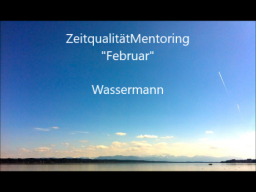 "Webinar: ZeitqualitätMentoring ""Februar"""
