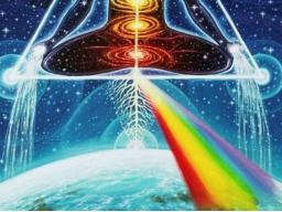 Webinar: Regenbogen-Kristall-Licht-Übertragung