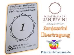 Webinar: Live Gebet für Göttliche Werte oder Tugenden Sanjeevini Heilsystem