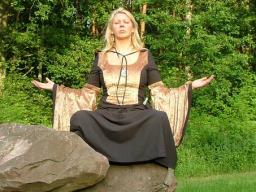 """Webinar: """"Finde Deine innere Kraft zu Deiner wahren Bestimmung"""" mit Manjari und Aveta"""