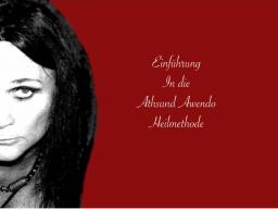 Webinar: Homöopathie Athsund Awendo Heilmethoden