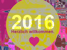 Webinar: 2016 Herzlich willkommen.