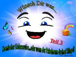 """Webinar: """"Wünsch Dir was...Teil 3"""" Der kosmische Lieferservice...oder wenn der Paketmann dreimal klingelt <3"""