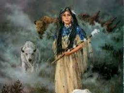 Webinar: Die Urkraft und Lichtmagie der weißen Büffelfrau