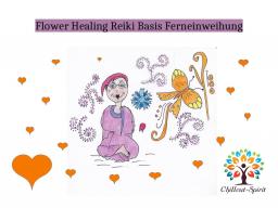 Webinar: Flower Healing Reiki Basis Ferneinweihung