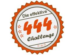 Webinar: 444-Challenge | Update September 2016