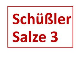 Webinar: Astro Medizin &  Schüssler Salze Teil 3