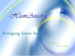 Webinar: Hiam'Anastra - Reinigung deiner Aspekte